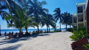 Tres Cocos Resort Private Beach