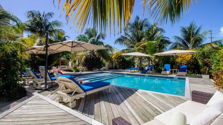 Tres Cocos Resort San Pedro Belize Pool